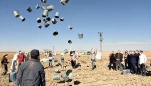 Karaman'da patates hasadı başladı