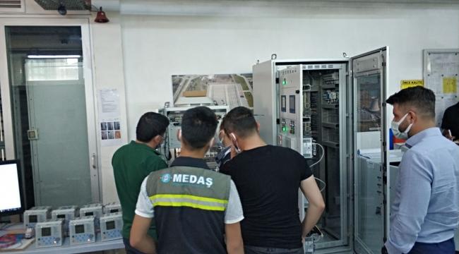 MEDAŞ'tan teknoloji yatırımı